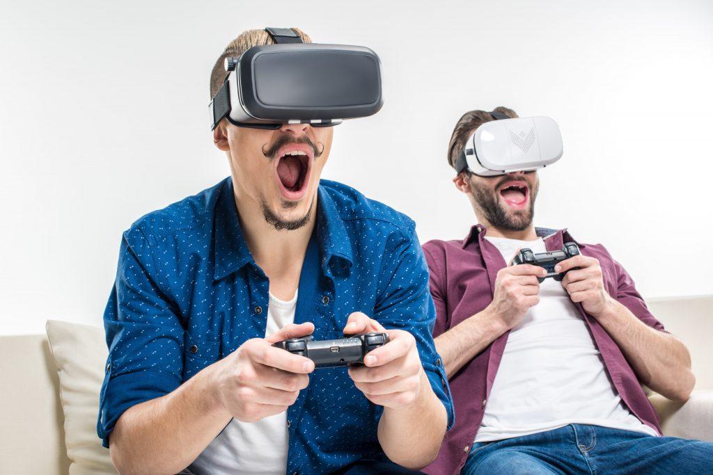 Virtual Event Game Festival