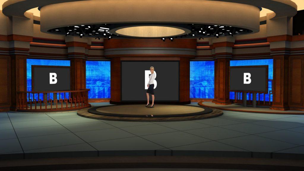 Virtual Event Talk Show